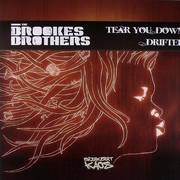 The Brookes Brothers - Tear You Down / Drifter (Breakbeat Kaos BBK028, 2008) : посмотреть обложки диска