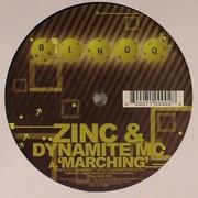 Zinc - Marching / Tigerz Talkin (Bingo Beats BINGO081, 2008) : посмотреть обложки диска