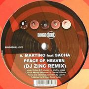 Martino - Piece Of Heaven (Remixes) (Bingo Beats BINGO069, 2007) : посмотреть обложки диска