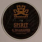 Spirit - Salamander / Holding Back (Inneractive Music INNA020, 2007) : посмотреть обложки диска