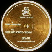 various artists - Splinter / Trident (Inneractive Music INNA029, 2009) : посмотреть обложки диска
