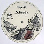 Spirit - Sapphire / Where Do We Go From Here? (Inneractive Music INNAX001, 2007) : посмотреть обложки диска