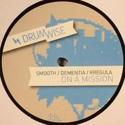 various artists - On A Mission / Slave (DrumWise DW01, 2009) : посмотреть обложки диска