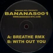 various artists - The Split And Peel Jump Off EP (Bananas Kru NYC BANA001, 2004) : посмотреть обложки диска