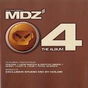 various artists - MDZ.04 The Album (Metalheadz METH004CD, 2004)