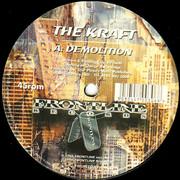 The Kraft - Demolition / Synthetic (Frontline Records FRONT030, 1998) : посмотреть обложки диска
