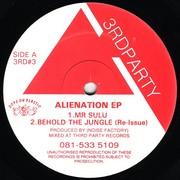 Noise Factory - Alienation EP (3rd Party 3RD03, 1992) : посмотреть обложки диска