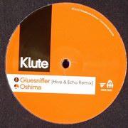Klute - Gluesniffer (Hive & Echo remix) / Oshima (Breakbeat Science BBSCS001, 2004)