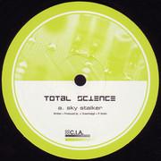 Total Science - Sky Stalker / Burning (C.I.A. CIA010, 2002) : посмотреть обложки диска