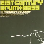 Decoder - 21st Century Drum+Bass (React REACTCD185, 2000) : посмотреть обложки диска