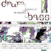 various artists - The Different Colours Of Drum 'n' Bass (Legoan DA56014-2, 1997) : посмотреть обложки диска