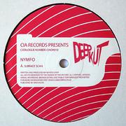 Nymfo - Surface Scan / Ghost Story (C.I.A. Deep Kut CIADK018, 2009) : посмотреть обложки диска