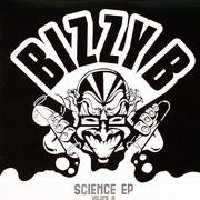 Bizzy B - Science EP Volume III (Planet Mu ZIQ107, 2004)