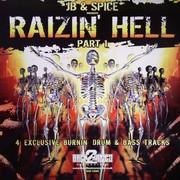 various artists - Raizin' Hell Part 1 EP (Back 2 Basics B2B12080, 2004) : посмотреть обложки диска
