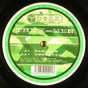 The X-Men - Hangman / Swordfish (Eastside Records EAST32, 2000) : посмотреть обложки диска