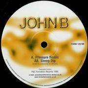 John B - Pressure (Remix) / Sheep Dip (Formation Records FORM12079R, 1999) : посмотреть обложки диска