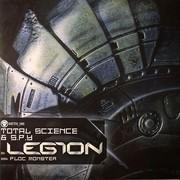 Total Science & S.P.Y. - Legion / Ploc Monster (Metalheadz METH086, 2010) : посмотреть обложки диска