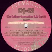 DJ SS - The Rollers Convention EP Part 3 (Formation Records FORM12053, 1995) : посмотреть обложки диска