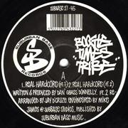 Boogie Times Tribe - Real Hardcore / The Dark Stranger (Suburban Base SUBBASE27, 1993) : посмотреть обложки диска