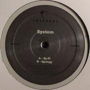 System - Sy-Fi / Springy (Integral Records INT016, 2010) : посмотреть обложки диска