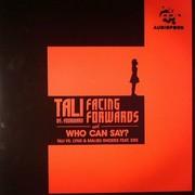 Tali - Facing Forwards / Who Can Say? (Audio Porn APORN013, 2011) : посмотреть обложки диска