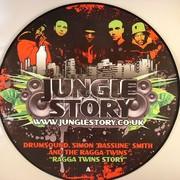 Drumsound & Simon Bassline Smith - Ragga Twins Story (Easy Records SATIVAEASY002, Sativa Records UK SATIVAEASY002, 2007) : посмотреть обложки диска