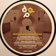 Dom & Gridlok - Funk Hunt / Catscan (Dom & Roland Productions DRP007, 2009) : посмотреть обложки диска