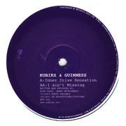 Kubiks & Guinness - Inner Drive Sensation / I Ain't Missing (Rubik Records RRT002, 2003) : посмотреть обложки диска