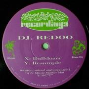 DJ Redoo - Bulldozer / Resample (Smokin' Drum DRUM005, 1995) : посмотреть обложки диска