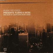 Kubiks & BCee - One Hour Of Liquid Funk Drum & Bass (Rubik Records RRTCD001, 2004) : посмотреть обложки диска