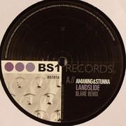 Amaning & Stunna - Landslide (Blame Remix) / Jupiter Rising (BS1 Records BS1016, 2009) : посмотреть обложки диска