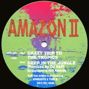Amazon II - Crazy Trip To The Tropics / Deep In The Jungle (Remix) (Aphrodite Recordings APH016, 1995) : посмотреть обложки диска