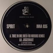 Spirit - Three In One (Need For Mirrors Remix) / Juggernaut (Inneractive Music INNA035, 2011) : посмотреть обложки диска