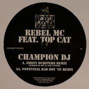 Blackstar feat. Top Cat - Champion DJ (remixes) (Congo Natty CONGONATTYREMIX3, 2005) : посмотреть обложки диска