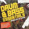 DJ Hype - Drum & Bass Essentials (Warner Strategic Marketing WSMCD218, 2005, 3xCD mixed)