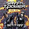 Shy FX & T-Power - Set It Off (FFRR 0927494782, 2002, CD)