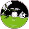 DJ Hazard - Ganja Records CD Series volume 11 (Ganja Records RPGCDS011, 2005, CD)