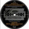 various artists - Jah / Deadly Deep Subs (Remix) (Razors Edge RAZORS002, 1996, vinyl 12'')