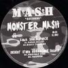 various artists - Monster Mash (Mash Records MASH12.003, 2005, vinyl 12'')