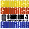 various artists - Sambass 4 - A New Dose Of Fresh Brazil D'n'B (Irma IRM844CD, 2007, CD compilation)