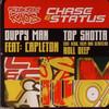 Chase & Status - Duppy Man (Breakbeat Kaos BBK012SCD, 2005, CD)