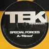 Special Forces - Rinsa / Babylon VIP (TEKDBZ TEKDBZ001, 2004, vinyl 12'')
