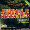 various artists - Jungle Renegades Volume 1 (Re-Animate Recordings ANIMATE3LP, 1995, vinyl 4x12'')