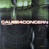 Cause 4 Concern - Just Cause EP (Cause 4 Concern C4C004, 2000, vinyl 2x12'')