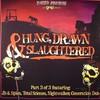 various artists - Hung, Drawn & Slaughtered Part 3 (Grid Recordings GRIDUK005, 2005, vinyl 2x12'')