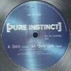 Pure Instinct - Glitch / Germ Code (Tech Itch Recordings TI015, 1997, vinyl 12'')