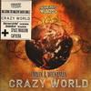 J Majik & Wickaman - Crazy World (Breakbeat Kaos BBK004CD, 2008, CD)