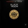 Wickaman & RV - Free Beat / New World Order (Black Widow SPIDER011, 2008, vinyl 12'')