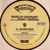 Marcus Visionary - Sound War / Humble (Liondub International LNDB005, 2009, vinyl 12'')