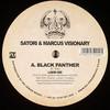 various artists - Black Panther / Mama So Divine (Remix) (Liondub International LNDB006, 2009, vinyl 12'')
